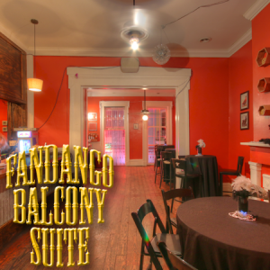 fandango balcony suite at bourbon cowboy new orleans