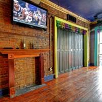 2nd floor Balcony Bar at Bourbon Cowboy, New Orleans