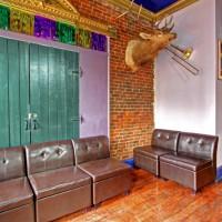 2nd floor Balcony Bar corner