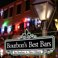 bourbon's best bars